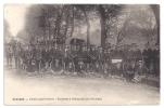 CPA Cravant Loiret 45 Superbe Groupe Cercle Lazare Carnot Excursion à Châteaudun 15 Mai 1910 Non écrite - France