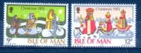 Isle Of Man 1983 Christmas MNH - Lot. 740 - Isola Di Man