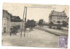 Conflans-sainte-honorine (78) : Le Café Restaurant à La Sortie Du Pont Et Le Château Des Terrasses En 1925 (animée). - Conflans Saint Honorine