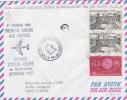 1960 1er Vol BOEING 707 FRANCE EXTREME ORIENT PARIS TOKYO Quadriréacteur JAPON Lettre Avion - Poste Aérienne