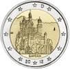 ** 2 EURO COMMEMO. ALLEMAGNE 2012 Lettre J. PIECE NEUVE ** - Alemania
