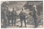 AK Das Heidegrab, Soldaten Mit Pickelhaube, Feldpost Fieldpost 1915 Tuttlingen - Weltkrieg 1914-18
