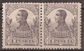 GUI95-LA282.Guinee.GUINEA ESPAÑOLA.Rey Alfonso Xlll.1913. (Ed 95**par) Sin Charnela.MUY BONITO - Guinea Española