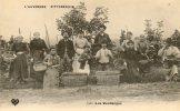 - CPA - 63 - L'AUVERGNE PITTORESQUE - N°1468 - Les Vendanges - 876 - France