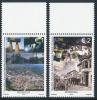 """REPUBLIC OF KOSOVO 2012, """"Mitrovica"""", Set Of 2v** - Kosovo"""