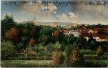 Obernigk - Blick Auf Die Evangelische Kirche - Polonia