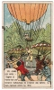 IMAGE 22 DANS LES AIRS DEGHEN DE VIENNE FAIT UNE TENTATIVE MALHEUREUSE DE DIRECTION DES BALLONS LA FOULE S'AMEUTE CONTRE - Vieux Papiers