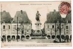 CPA Charleville, Nouvelle Fontaine, Place Ducale (pk3682) - Charleville