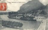 Isère- Grenoble -l'Esplanade Et Le Casque De Néron. - Grenoble