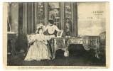 L'AIGLON (acte II) Le Duc De Reichstadt ( Mme Sarah Bernhardt ) Et L'Archiduchesse ( Mlle Préval ) - Théâtre
