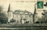 DORDOGNE  -  24-10  -  SIORAC  -  CHÂTEAU DE SAINTE-MARIE - France
