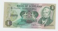 SCOTLAND 1 POUND 1977 AUNC P 111 - [ 3] Schottland