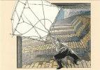 SCHUITEN. GIOVANNI. Autour Des Cités Obscures. Carte Postale Editions Mosquito, 1994. - Cartes Postales