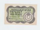 Goverment Of Fiji 1 Penny 1942 XF - AUNC CRISP Banknote P 47 - Fidji