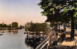 03 VICHY - Promenade Au Bord De L'Allier - CPSM - Vichy