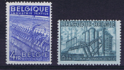Belgium: 1947 771-772 MNH/Neuf**