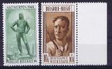 Belgium: 1948 785-786 MNH/Neuf**