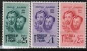 ITALY   Scott #  32-4**  VF MINT NH - 4. 1944-45 Social Republic