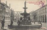 88 - RAON L´ETAPE Bombardé Par Les Allemands  - CPA - Place Jules Ferry La Guerre En Lorraine 1914-1915 - - Raon L'Etape
