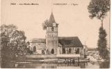 Vouécourt-L'Eglise. - France