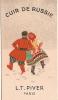 Parfum/Touche à Sentir/Cuir De Russie/PIVER/ Paris/vers 1925                  PARF9 - Parfum & Kosmetik