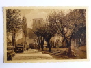 FORCALQUIER - Boulevard Latourette - Forcalquier