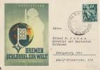 DR Sonderkarte Bremen Schlüssel Zur Welt EF Minr.662 SST - Briefe U. Dokumente