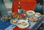 GASTRONOMIE BRETONNE - Coquilles Saint-Jacques Et Langoustes à La Mayonnaise - Recetas De Cocina