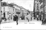 Basel 46: Steinenberg 1907 ( Tramways) - BS Bâle-Ville