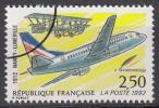 Specimen, France Sc2312 Plane, First Mail Flight From Nancy To Luneville 80th Anniv. - Avions