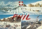 Avoriaz - Altitude 1800-2460 M., Station été-hiver, Ref 1203-433 - Avoriaz