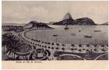 AK BRAZILIEN BRAZIL RIO DE JANEIRO BAHIA  PAPELARIA ZENITH RUA DO OUVIDOR 127.  OLD POSTCARD 1910 - Rio De Janeiro