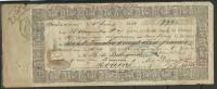 FRANCIA - LETRA DE CAMBIO DOCUMENTO DEL AÑO 1861  (s.g.f.) - Letras De Cambio