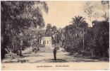 AK BRAZILIEN BRAZIL RIO DE JANEIROJARDIN BOTANICO Nr.30.  RIDEIRO- TRAVESSA AMEROSINA N.1.  OLD POSTCARD 1910 - Rio De Janeiro