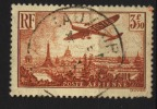 France, Poste Aérienne N° 13 Oblitéré, Cote  27,00 Euro Au Quart De Cote - Airmail