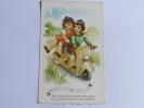 Moi Et Mon Scooter On Est Deux Bons Copains.... - 1900-1949