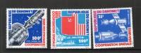 DAHOMEY 1975 APOLLO-SOYOUZ  YVERT  N°A231/33 NEUF MNH** - Space