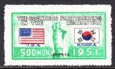 Korea 132  *   FLAGS - Korea, South