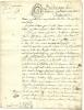 AUXERRE = AN 3 / 1er Jour Complémentaire = CONSTITUTION De RENTE = J.B. De VILLEROY + Geneviève CHARDON - Autographs
