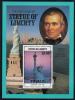 Tuvalu MNH Scott #403 Souvenir Sheet $1.80 Statue Of Liberty Centenary - Tuvalu