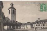 CPA 64 GAN Eglise Et Place 1924 - Sin Clasificación