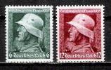 Reich N° 528 Et 529 Neufs * - Deutschland