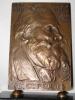 Medaille Plaquette Sur Socle Marbre  Bronze  N I Cuperus Kbt 1865 Frbg 1965 Gym Sport G Collan 1927 - Zonder Classificatie