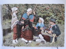 58 - En Nivernais - Folklore Régional - Franche Gaîté Au Son De La Vielle - Scan Recto-verso - Sonstige Gemeinden