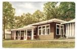 Chicago - Wis - School Of Boys'work - Summer Encampment - Young Men's Christian College - Lake Geneva - Back Is Written - Etats-Unis