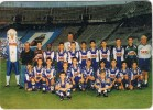 Calendario Bolsillo 2000, R,D,C. ESPANYOL. Futbol, Jugadores Alevines - Calendars