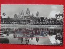 CAMBODGE ANGKOR VAT VUE GENERALE DU TEMPLE CPSM Ref BTGN180312 - Cambodja