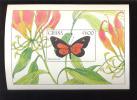 GHANA  1183 ; MINT NEVER HINGED SOUVENIR SHEET OF BUTTERFLIES - Butterflies