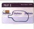 SPAIN - NAVIDAD 1999  - MINT In Blister Pack - España