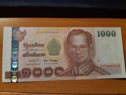 Thailand Banknote 1000 Baht Series 15 P#115 NEW 82 SIGN 2011 - Thailand